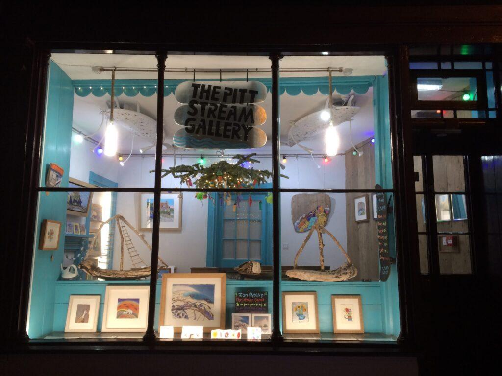Pitt Stream Gallery, Jersey